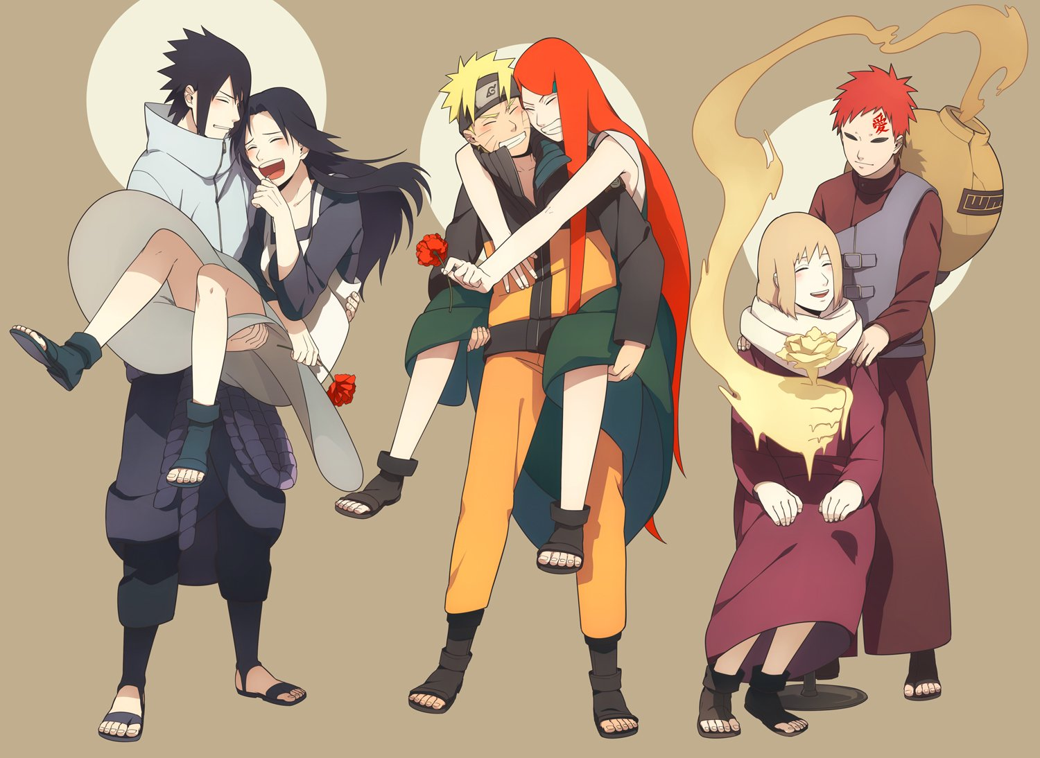 56 Kushina Uzumaki HD Wallpapers   Background Images   Wallpaper Abyss HD Wallpaper   Background Image ID 602089  1500x1094 Anime Naruto