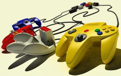 N-64 images Nintendo 64 HD wallpaper and background photos (26503182)