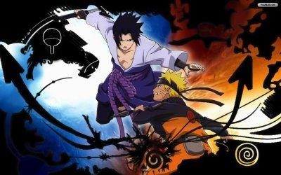 Kiba16 images Sasuke vs Naruto HD wallpaper and background photos (30407168)