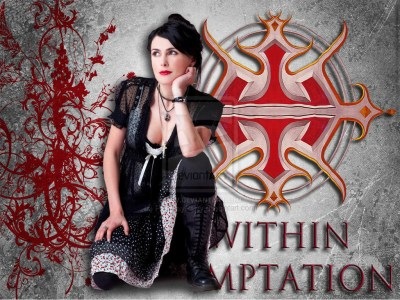 Within Temptation - Within Temptation Wallpaper (30937923) - Fanpop