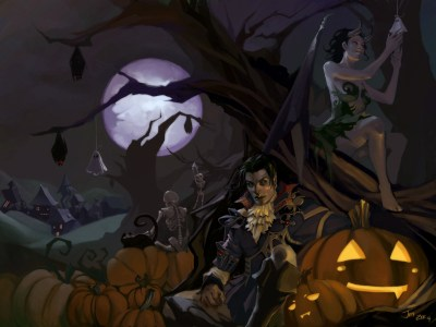 Halloween HD Wallpaper | Background Image | 2560x1920 | ID:312810 - Wallpaper Abyss