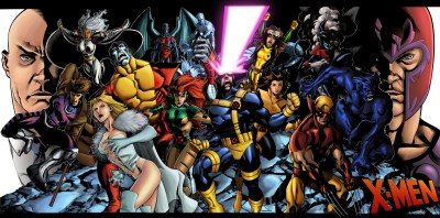 X-Men Full HD Wallpaper and Background Image | 2560x1269 | ID:371734