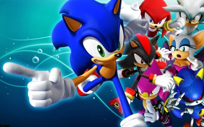 Sonic the Hedgehog HD Wallpaper | Background Image | 1920x1200 | ID:416473 - Wallpaper Abyss