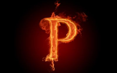 flaming p Full HD Wallpaper and Background Image | 1920x1200 | ID:467406