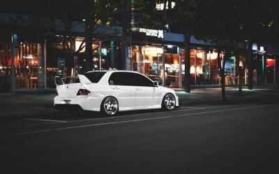 Mitsubishi Evolution IX Full HD Wallpaper and Background ...