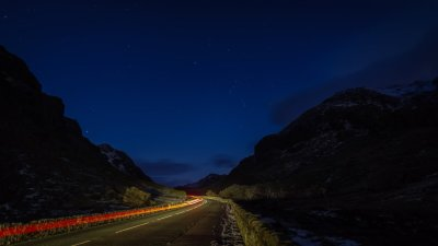 Driving to the Stars 5k Retina Ultra HD Wallpaper | Background Image | 5760x3240 | ID:572572 ...