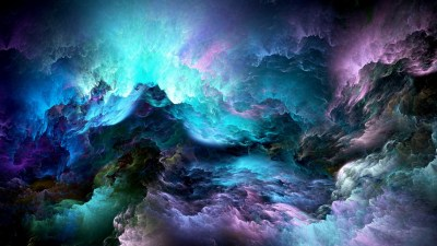 Purple and Blue Abstract Clouds HD Wallpaper | Background Image | 2560x1440 | ID:680406 ...