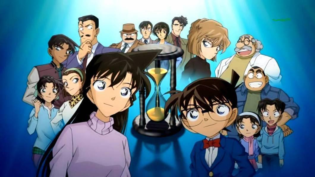Conan jadi Komik Jepang Terlaris Ketujuh