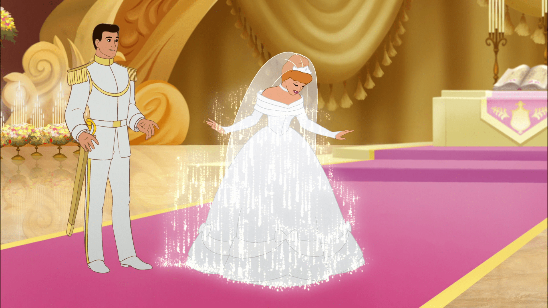 What's your favorite outfit that Cinderella wears in this ...