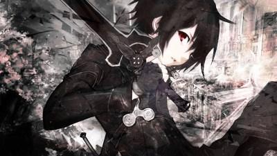 kirito blacksword HD Wallpaper | Background Image | 1920x1080 | ID:426351 - Wallpaper Abyss