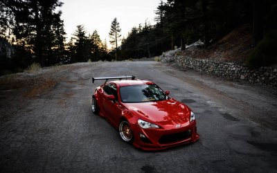 Scion FR-S Wallpaper and Background Image | 1680x1050 | ID:447762 - Wallpaper Abyss