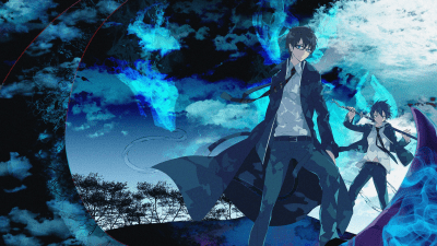 Blue Exorcist HD Wallpaper | Background Image | 1920x1080 | ID:494323 - Wallpaper Abyss