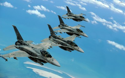 General Dynamics F-16 Fighting Falcon HD Wallpaper | Background Image | 2560x1600 | ID:501051 ...
