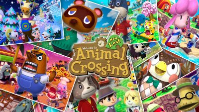 4 Animal Crossing: New Leaf HD Wallpapers | Backgrounds - Wallpaper Abyss