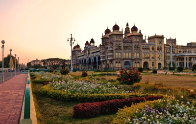 6 Mysore Palace HD Wallpapers | Background Images - Wallpaper Abyss