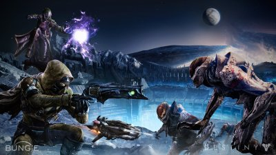 446 Destiny HD Wallpapers | Background Images - Wallpaper Abyss