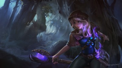 73 Lux (League Of Legends) HD Wallpapers | Backgrounds - Wallpaper Abyss