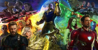 153 Avengers: Infinity War HD Wallpapers | Background Images - Wallpaper Abyss
