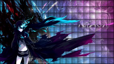 Black Rock Shooter HD Wallpaper | Background Image | 1920x1080 | ID:297245 - Wallpaper Abyss
