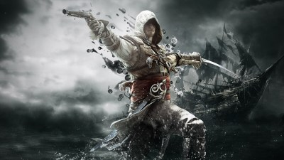 Assassin's Creed IV: Black Flag HD Wallpaper | Background Image | 1920x1080 | ID:402090 ...