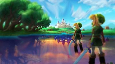 The Legend Of Zelda: A Link Between Worlds Computer ...