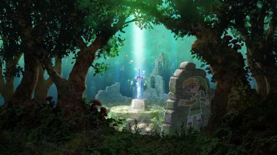 The Legend Of Zelda: A Link Between Worlds Full HD Wallpaper and Background Image   1920x1080 ...