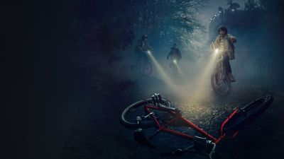 76 Stranger Things HD Wallpapers | Background Images - Wallpaper Abyss