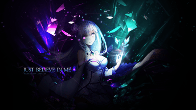 Re:ZERO -Starting Life in Another World- HD Wallpaper | Background Image | 1920x1080 | ID:732016 ...