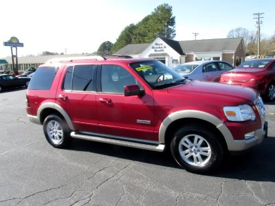 Used 2006 Ford Explorer 4dr 114