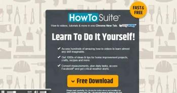 HowToSuite Toolbar uninstallation