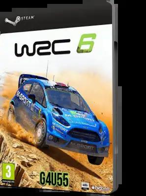 WRC 6 FIA World Rally Championship DOWNLOAD PC ITA (2017)
