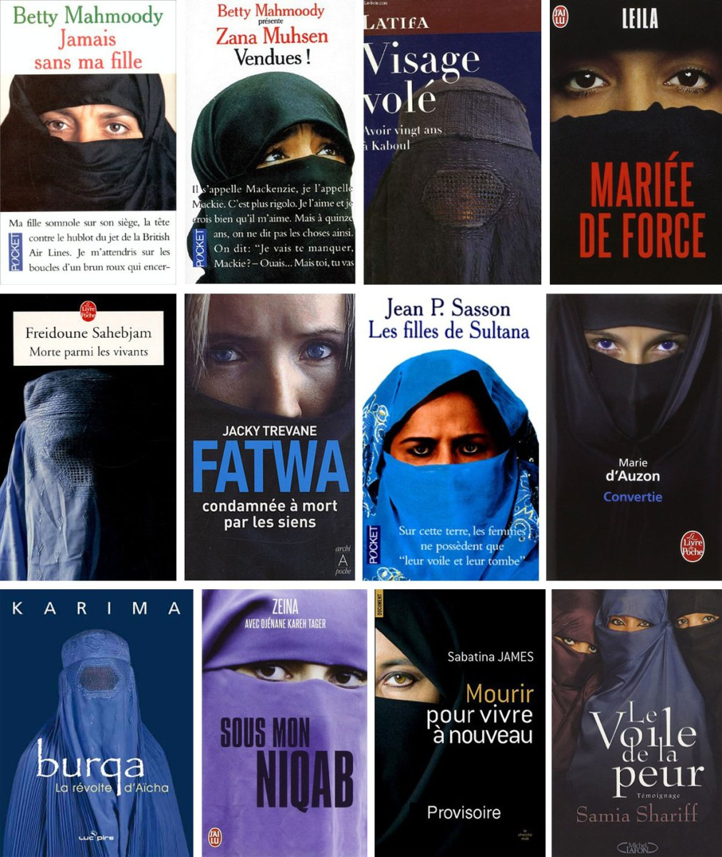 Désigner la dissimulation, figure de l'islamophobie