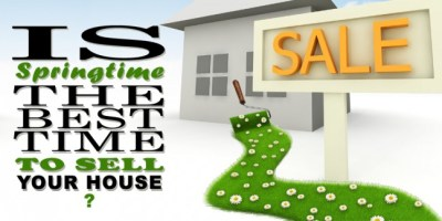 When is the best time to sell your house? - Images Staged with Flair