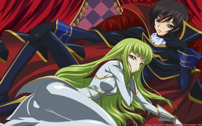 Code Geass 02 : Free Warrior Anime HD Wallpaper Download | Imagez Only