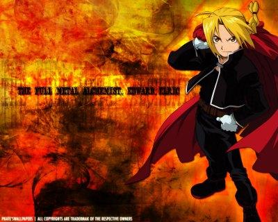 Full Metal Alchemist : High Rated Anime Wallpaper 02 | Imagez Only