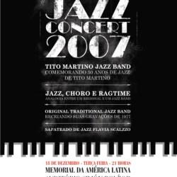 Jazz Concert - Edição 2007