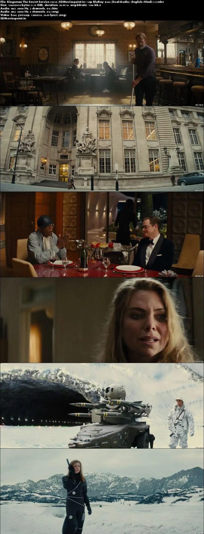Screen Shots Kingsman: The Secret Service (2014) Full HD Movie Download Hindi Dubbed