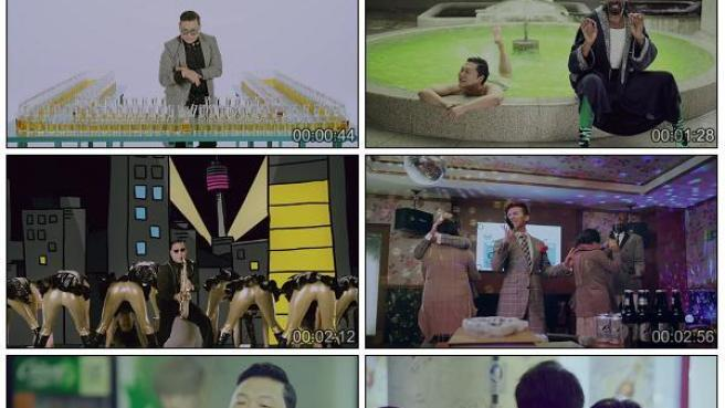 PSY ft. Snoop Dogg - HangOver music Video