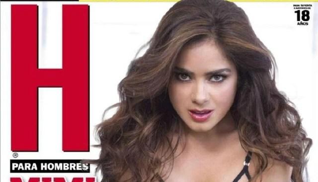Mimi Morales en la Revista H