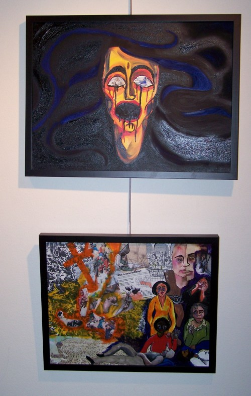 Wounds of Hate (from the gallery show)