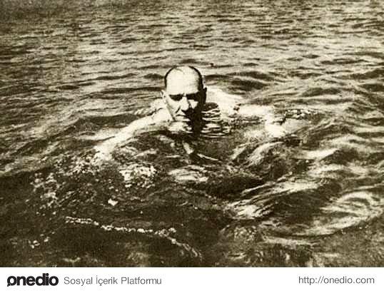 Bilardo ve yüzme sevdası