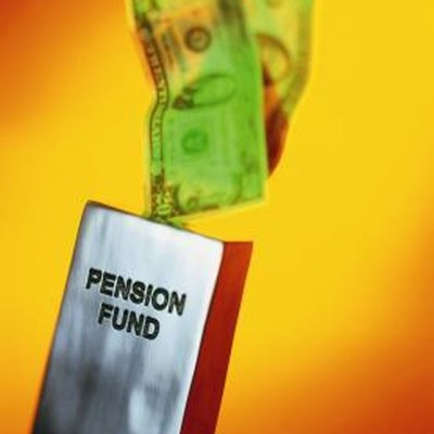 Can I Borrow From My Pension & Profit Sharing Plan? | Pocketsense