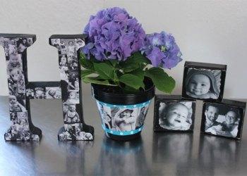 Personalized Photo Gift Set