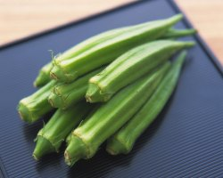 Small Of How To Freeze Okra
