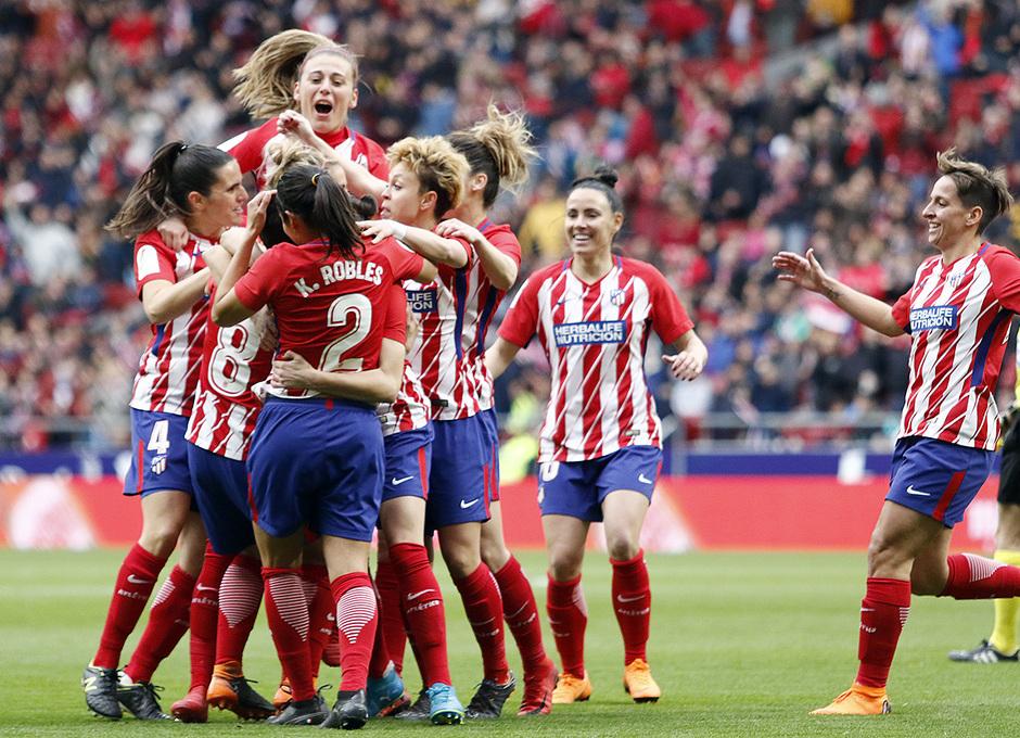 Club Atlético de Madrid - Las imágenes del Atlético de Madrid - Madrid CFF