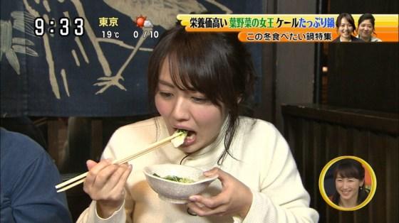 【擬似フェラキャプ画像】まるで男性器を咥えるかのように食レポしちゃうタレント達w 08