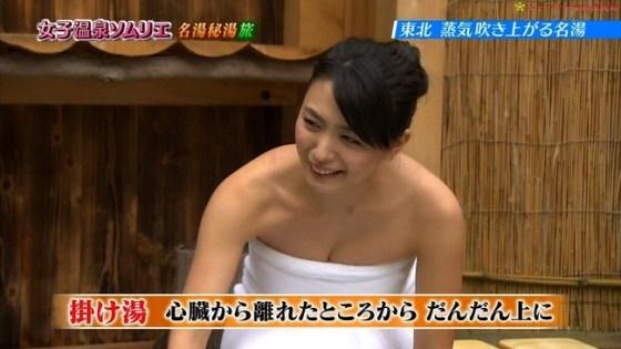 【温泉キャプ画像】テレビで美女の入浴シーンが見れるなんてやっぱ興奮するよなw 05