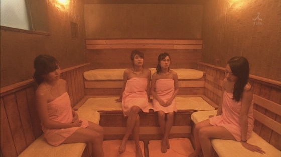 【温泉キャプ画像】テレビで美女の入浴シーンが見れるなんてやっぱ興奮するよなw 13