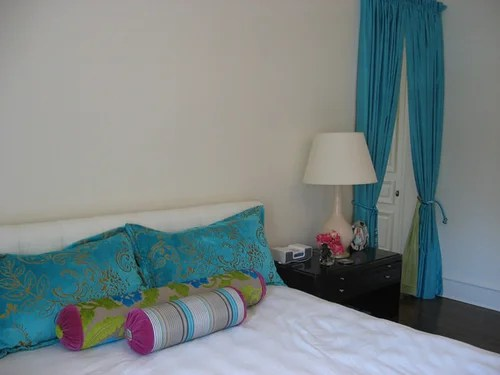 дизайн интерьера спальня и гостиная