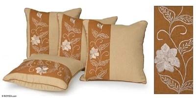 красивые подушки